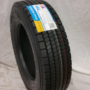 Truck Tires for Sale at Wholesale Prices 235/75R17.5