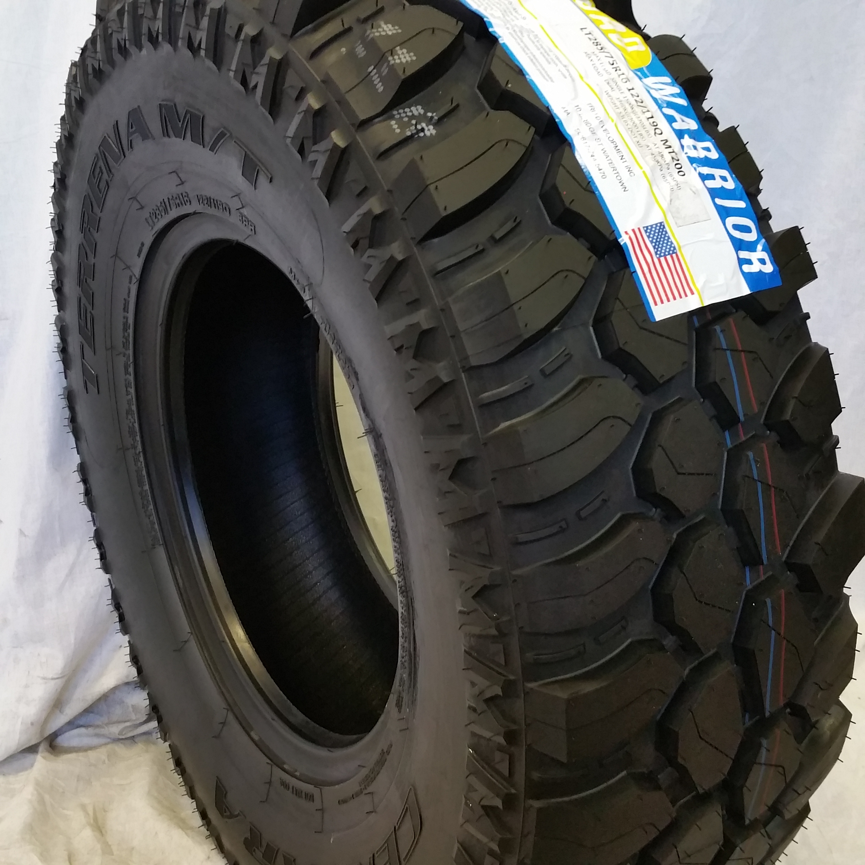 Lt 285 75r16 Road Warrior Lt 285 75r16 Mt Mud Trrain Truck Tires Inc